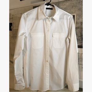 The Row Size 4 Button Down Shirt